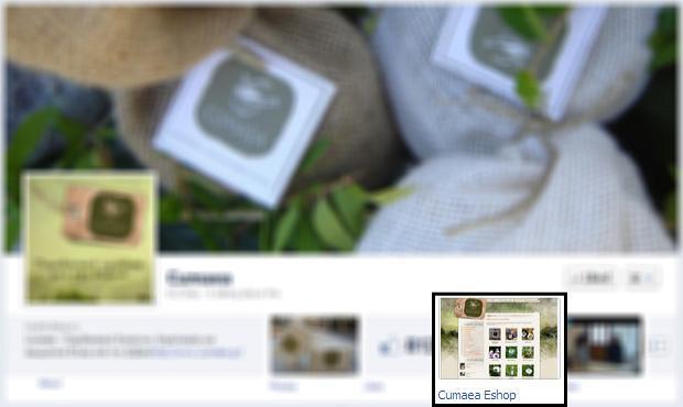Cumaea Facebook Eshop