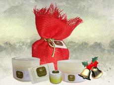 Χριστουγεννιάτικο πουγκί για γυναίκες