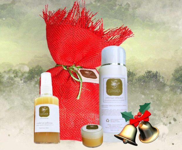 Χριστουγεννιάτικα δώρα Cumaea