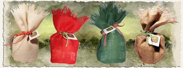 Χριστουγεννιάτικα δώρα από τη φύση