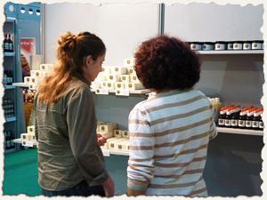 Παραδοσιακά προϊόντα του Κόσμου 2010 - Περίπτερο Cumaea